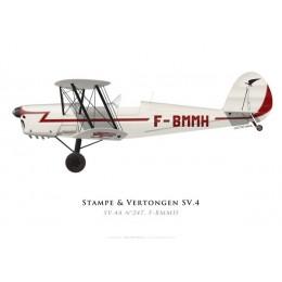 Stampe & Vertongen SV.4A No 247, F-BMMH