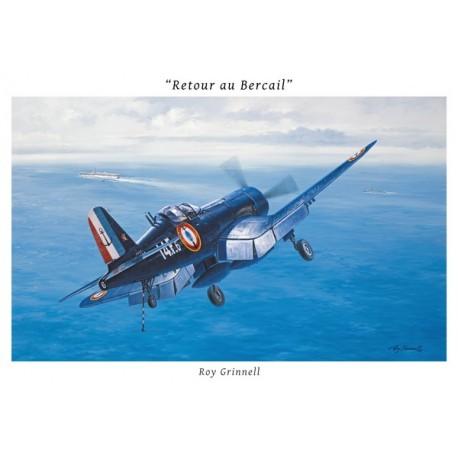 """""""Retour au Bercail"""" - Roy Grinnell"""