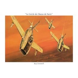 """""""Le Cercle de Chasse de Paris"""" - Roy Grinnell"""