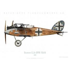 Halberstadt CL.IIA (BFW) 785/18, 1918