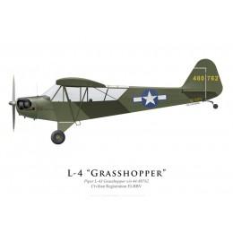 Piper L-4 Grasshopper EI-BBV
