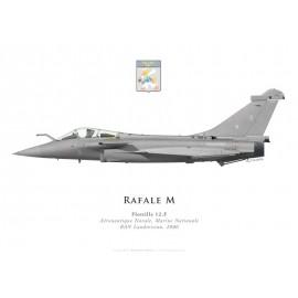 Rafale M5, Flottille 12.F, Aéronautique Navale, BAN Landivisiau, 2006