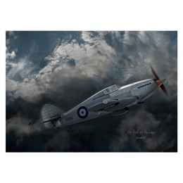 The First of the Many I - Hawker Hurricane