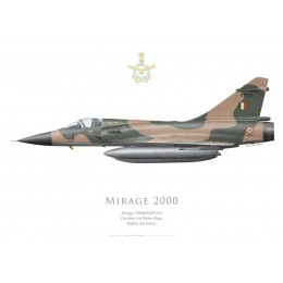 Mirage 2000EH KF104, Gwalior, Armée de l'air indienne