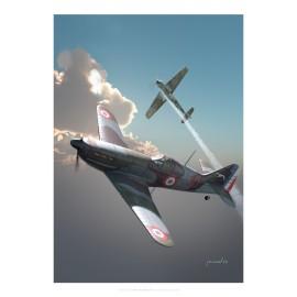 D.520 du Sergent Robert Killy, GC II/3, mai 1940
