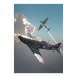 D.520 du Sergent Robert Killy, GC II/3, mai 1940