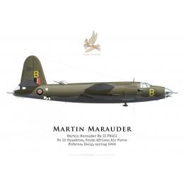 Martin Marauder Mk II FB431, No 12 Squadron SAAF, 1944