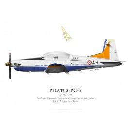 Pilatus PC-7 n°578, École du Personnel Navigant d'Essais et de Réception, BA 125 Istres - Le Tubé