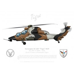 Eurocopter EC.665 Tigre HAP, Franco-German Tiger Training School