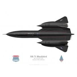 SR-71 Blackbird SR-71A s/n 61-7955, Edwards AFB, US Air Force