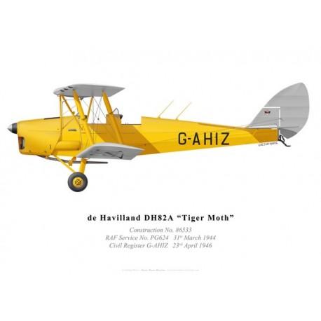 Tiger Moth R-5136 / G-APAP