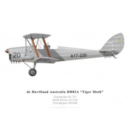 Tiger Moth VH-SNR