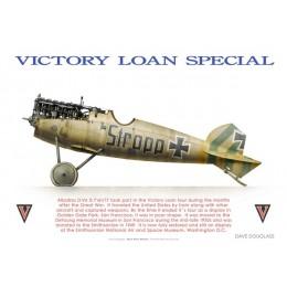 Albatros D.Va, Jasta 46, Victory Loan Special