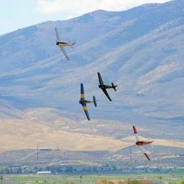 Courses aériennes