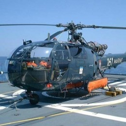 Sud-Aviation SA316 Alouette III