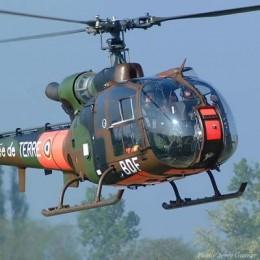 Sud-Aviation SA340/341/342 Gazelle