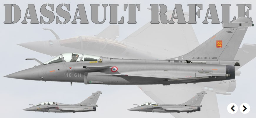 Cliquez pour voir les prints de Rafale disponible.