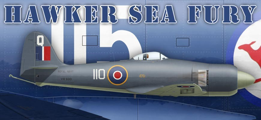 Hawker Sea Fury